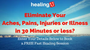 Free fast Healing session