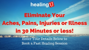 Book Fast Healing Session
